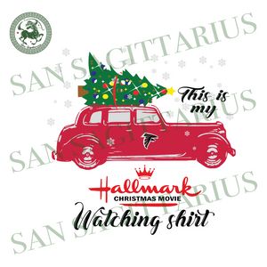 Atlanta Falcons This Is My Hallmark Christmas Movie Watching Shirt, Sport Svg, Christmas Svg, Atlanta Falcons Svg, NFL Sport Svg, Atlanta Falcons NFL Svg, Atlanta Falcons NFL Gift, Football S