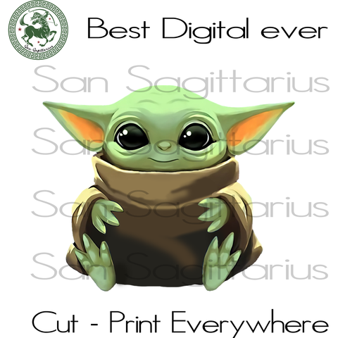 Baby Yoda Star Wars PNG, Baby Yoda, Baby Yoda Star Wars, Yoda Lover svg, Star Wars lover, Yoda Shirts Best Gift For Kids Bestie Family, Cameo HTV Files Instant Download | San Sagittarius