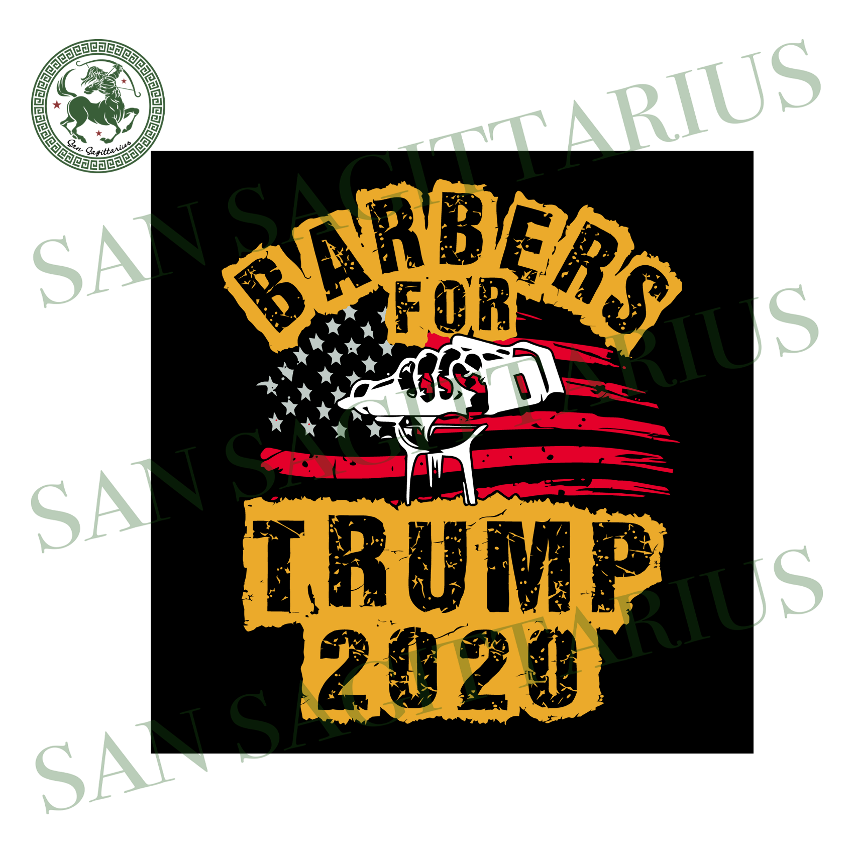 Barbers For Trump Svg,Barbers For Trump Shirt ,Conservative Barber Svg, Trump 2020 Election Keep America Great Republican Shirt ,Trump Rally Shirt, Pro Trump Svg