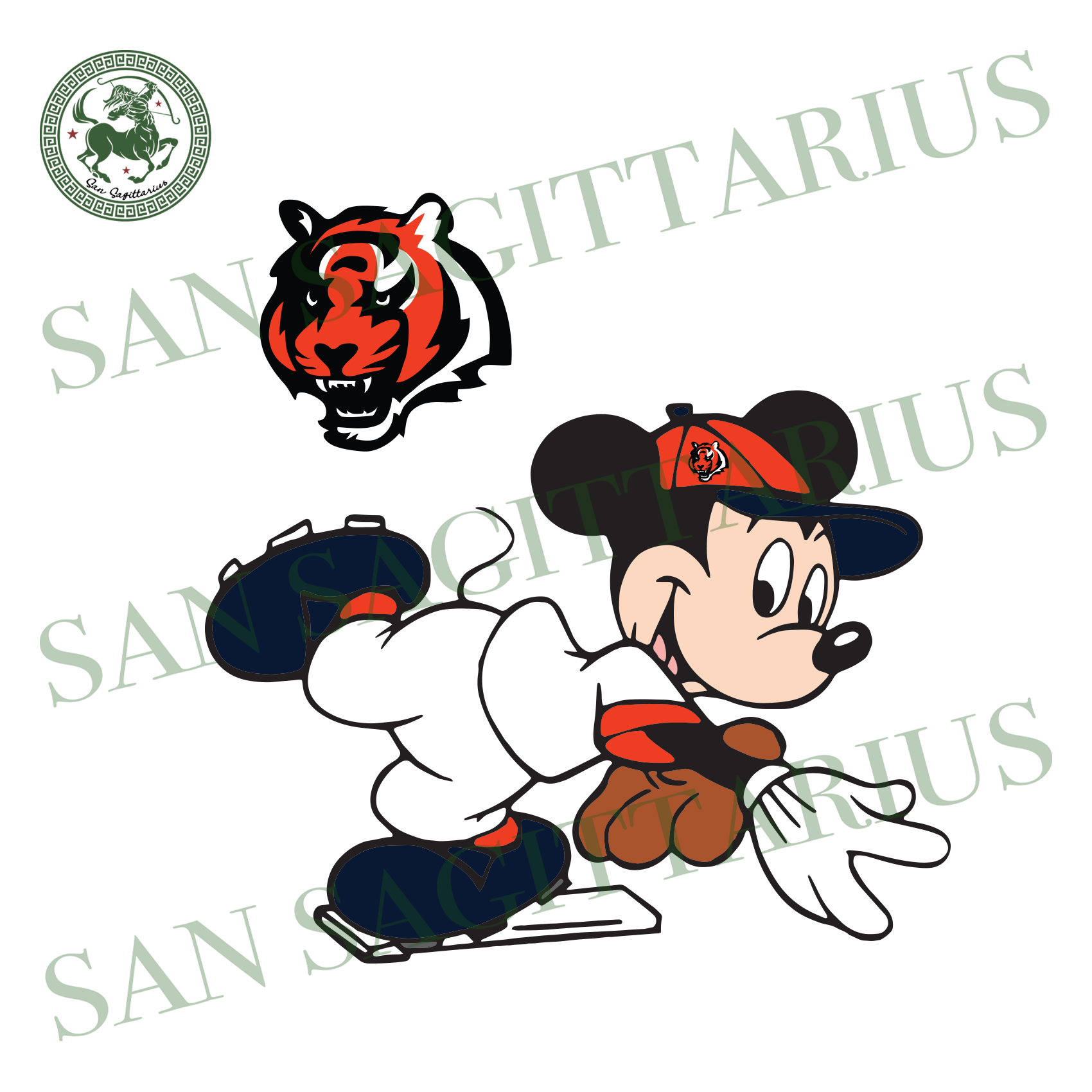 Bassett High School Logo And Mickey, Sport Svg, NFL Football Svg, NFL Svg, NFL Sport, Bassett High School Svg, Bassett High School, Bassett High School NFL Lover, Bassett NFL Svg, Football Sv