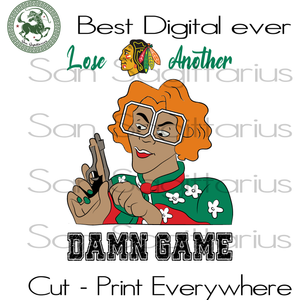 Madea Blackhaws another dame game SVG Files For Silhouette, Cricut Files, SVG DXF EPS PNG Instant Download
