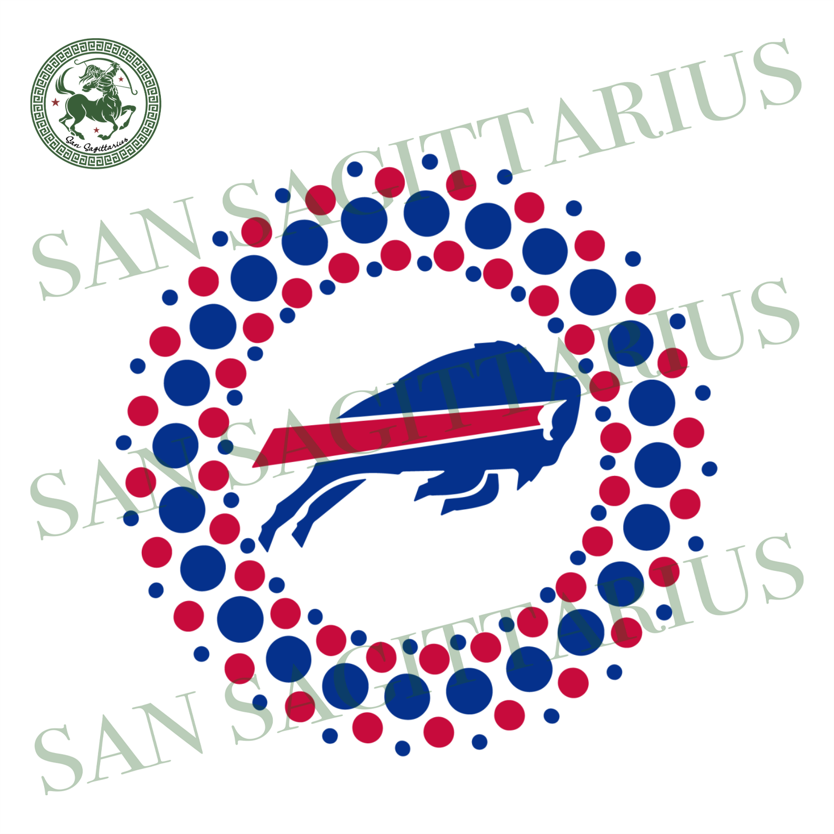Buffalo Bills Rounded Logos Svg, Sport Svg, Football Svg, Buffalo Svg, Buffalo Bills Vector, Bill Lover Svg, Buffalo Football Est 1960 Svg, Nfl Bills Logo Svg, Football League Svg, Buffalo Fo