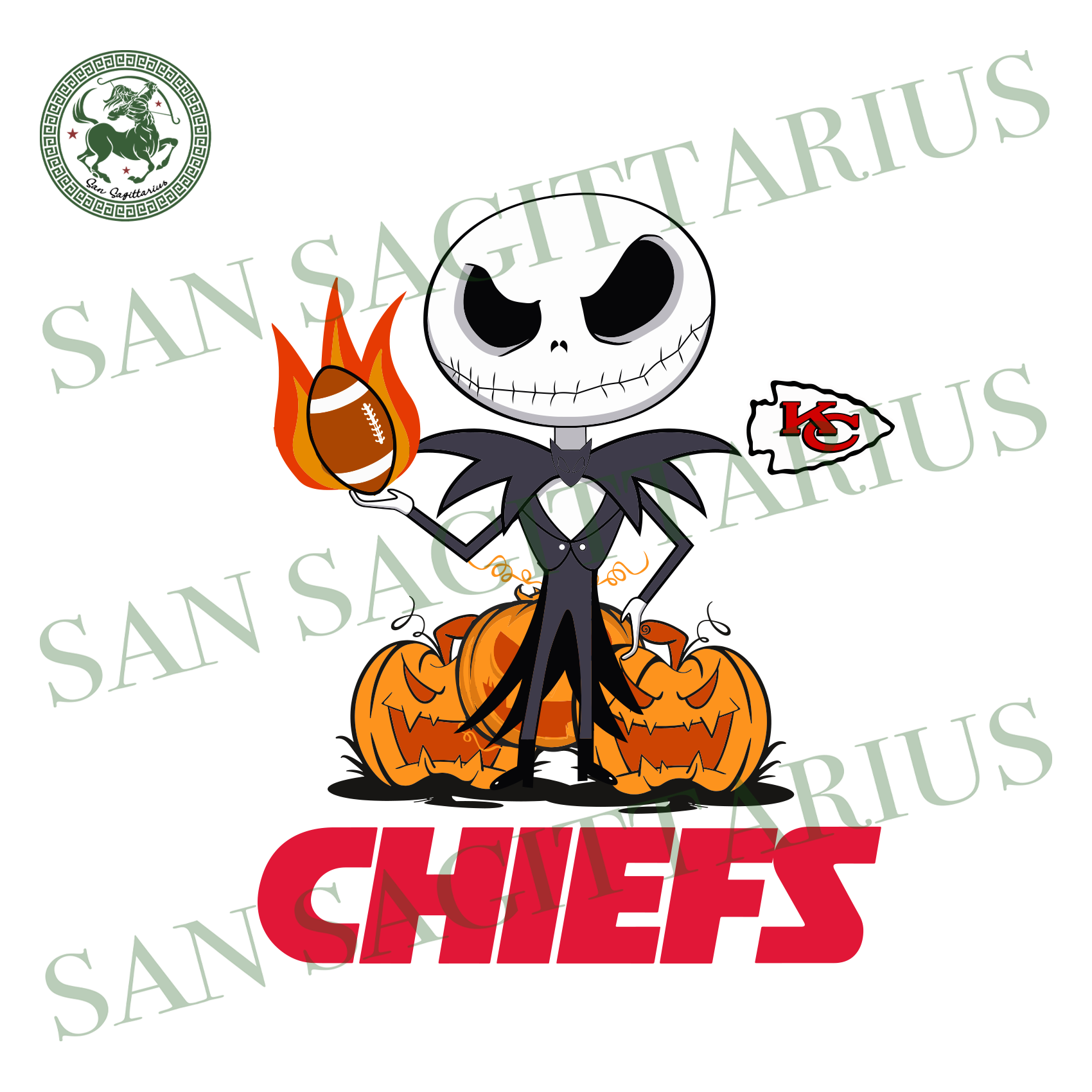 Chiefs NFL, Halloween Svg, Halloween Svg, Happy Halloween, Halloween Gift, Halloween Shirt, Halloween Icon, Halloween Vector, Chiefs Svg, Chiefs Basketball Team, Nightmare Svg, Nightmare Man,
