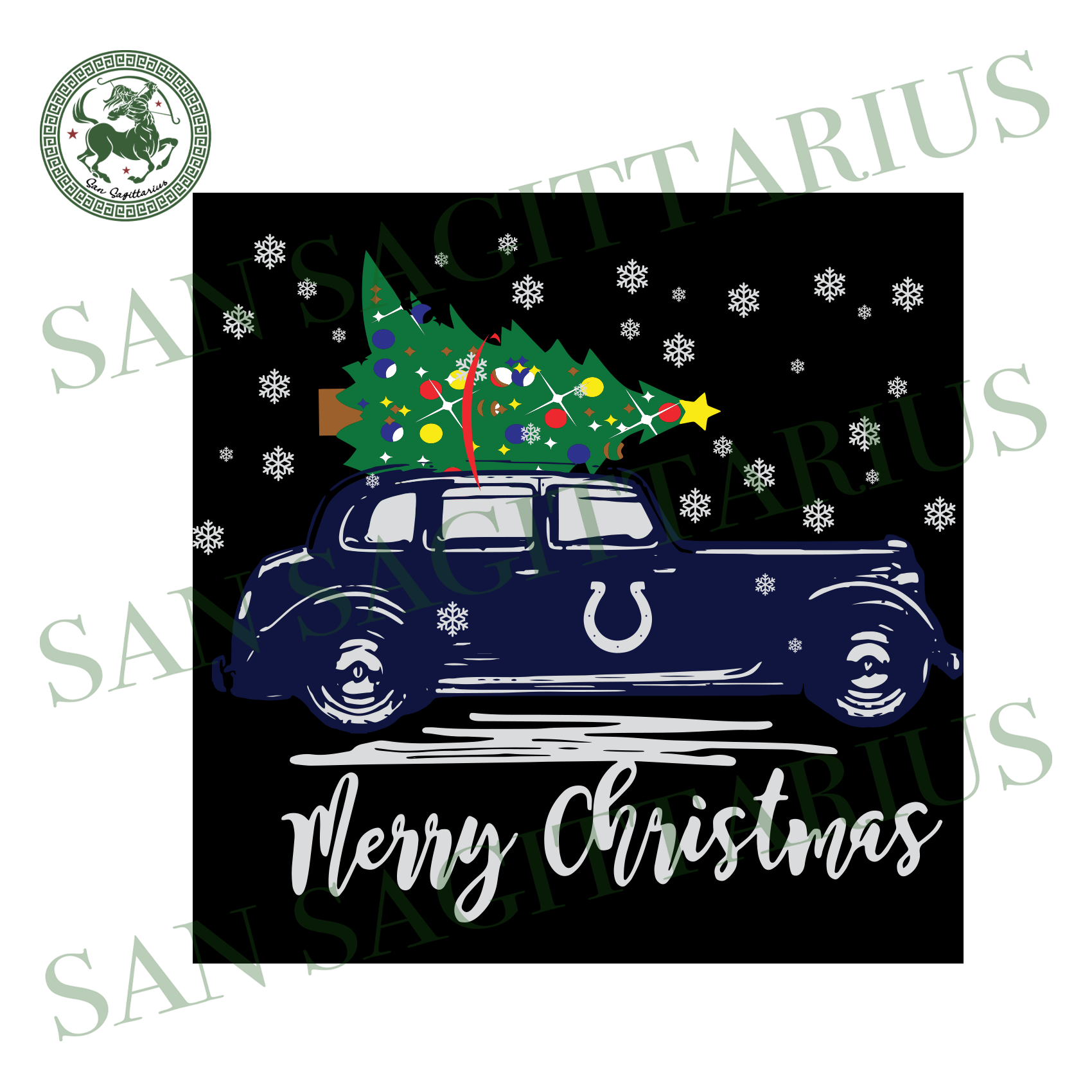 Christmas With Indianapolis Colts, Sport Svg, Christmas Svg, Indianapolis Colts Svg, NFL Sport Svg, Indianapolis Colts NFL Svg, Indianapolis Colts Shirt, Indianapolis Colts Gift, Football Svg