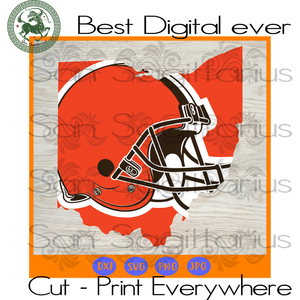 Cleveland Browns Nfl Football Logo Svg, Cleveland Browns Svg, Cleveland Browns Football, Cleveland Browns Shirt, Football Mom, Nfl Svg, Football Svg File, Football Logo,Nfl Fabric, Nfl Footba