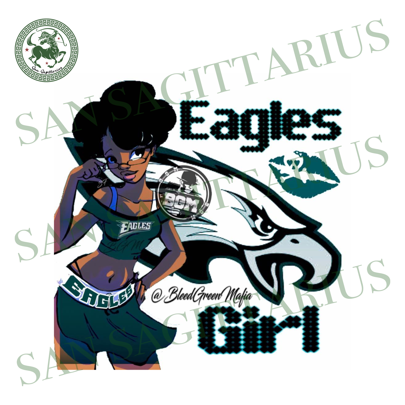 Eagles Girl, Sport Svg, Philadelphia Eagles Logo Svg, Eagles Girl Svg, Philadelphia Svg, Philadelphia Eagles Logo, Philadelphia Shirt, Philadelphia Eagles Nfl, Football Svg File, Nfl Football