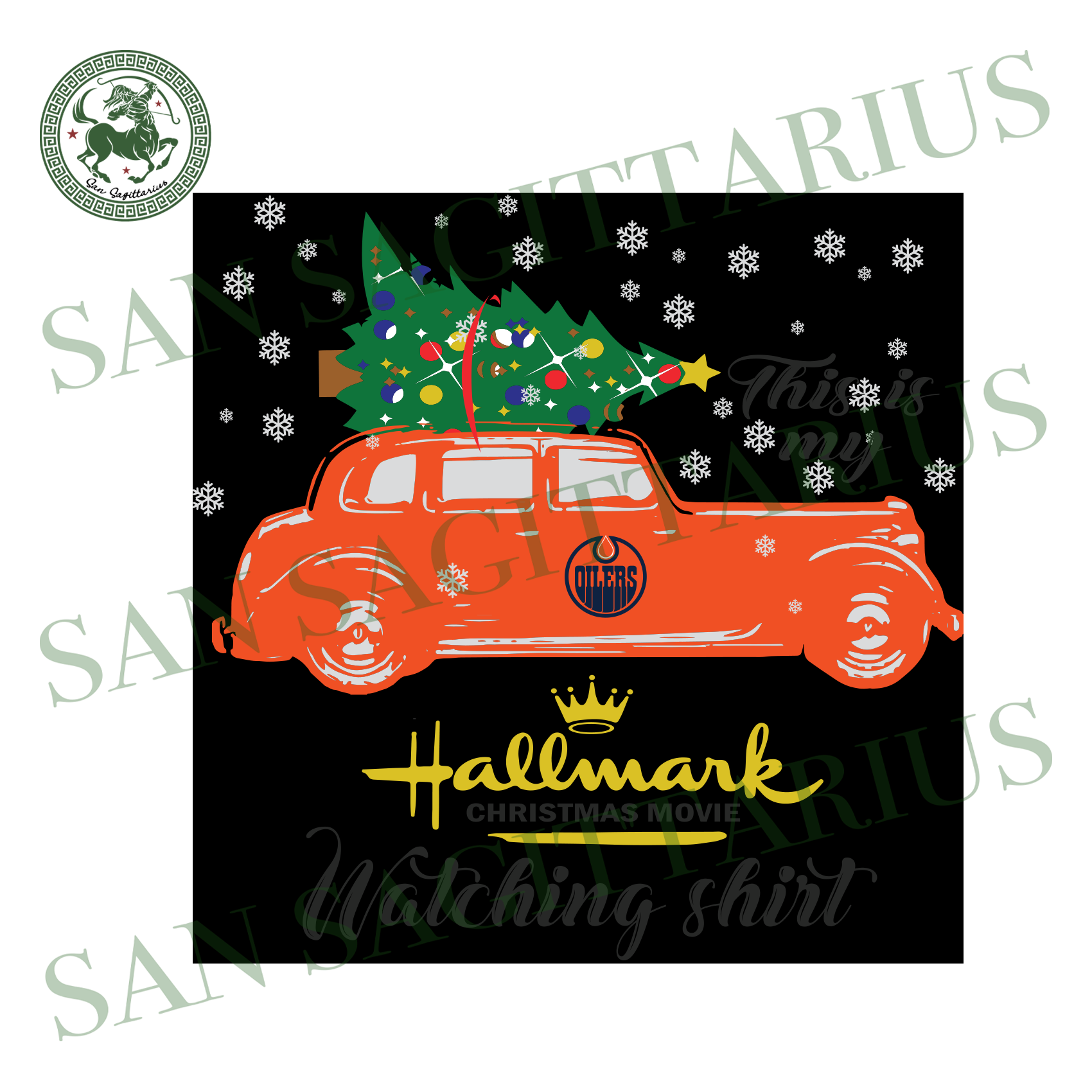 Edmonton Oilers This Is My Hallmark Christmas Movie Watching Shirt, Sport Svg, Christmas Svg, Edmonton Oilers Svg, NHL Sport Svg, Edmonton Oilers NHL Svg, Edmonton Oilers NHL Gift, Hockey Svg