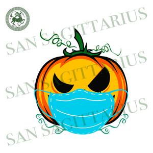 Halloween 2020 Pumpkin Wearing Mask Svg,Pumpkin Wearing Mask Svg, How To Wear Mask Svg,Funny Gift Idea, Quarantine Shirt, Pumpkin Halloween 2020 Svg,Halloween Shirt