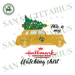 Jacksonville Jaguars This Is My Hallmark Christmas Movie Watching Shirt, Sport Svg, Christmas Svg, Jacksonville Jaguars Svg, NFL Sport Svg, Jacksonville Jaguars NFL Svg, Jacksonville Jaguars