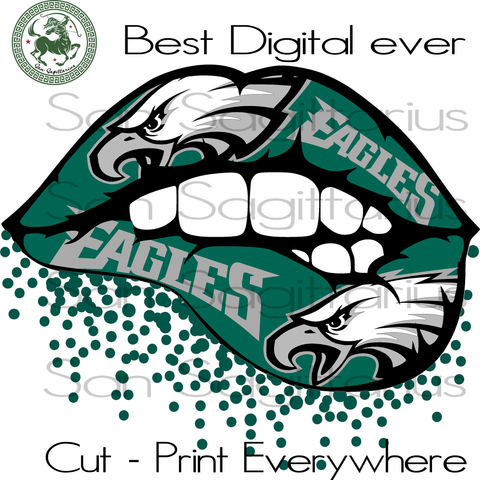 Philadelphia Eagles logo svg, philadelphia svg, Philadelphia Eagles logo, philadelphia shirt, Philadelphia Eagles nfl, Football SVG Files For Cricut Silhouette Instant Download | San Sagittarius