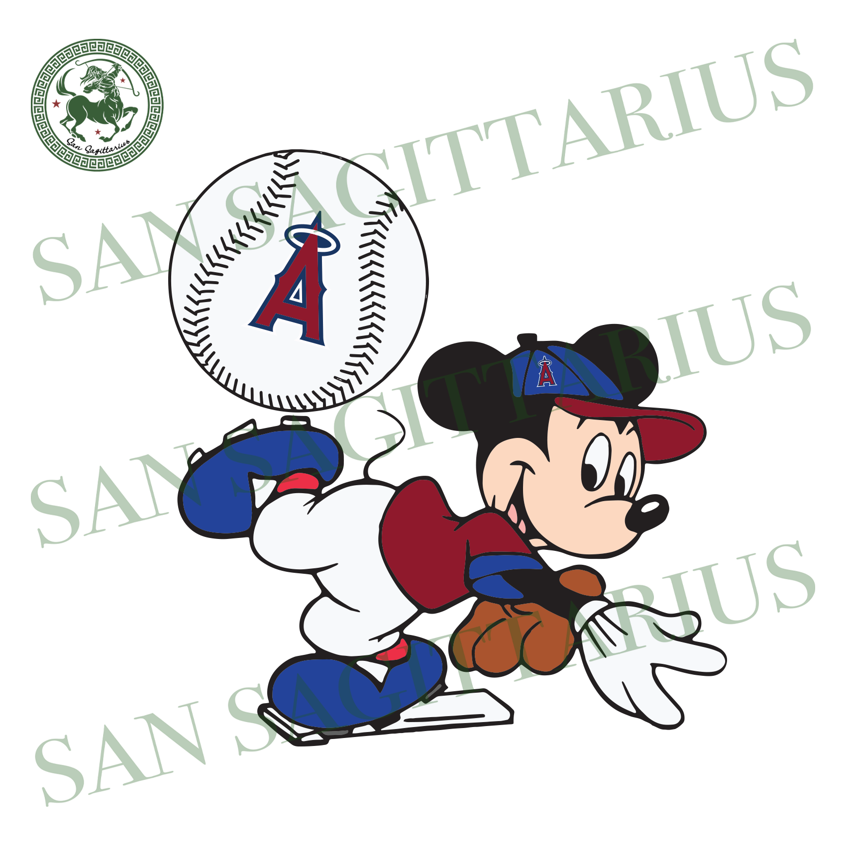 Los Angeles Angels With Mickey, Sport Svg, MLB Baseball Svg, MLB Svg, MLB Sport, Los Angeles Angels Svg, Los Angeles Angels Baseball, Mickey Svg, Mickey Sport, LA Angels Fan, Los Angeles Ange