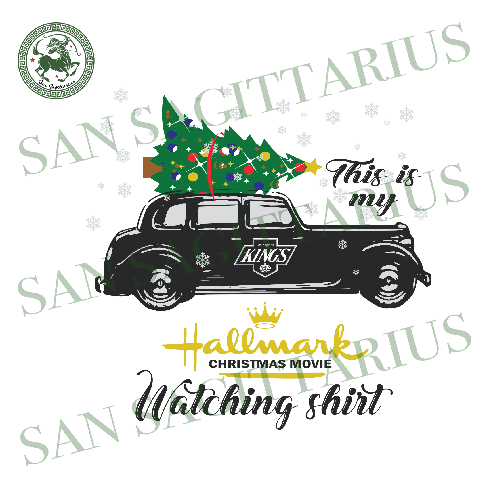 Los Angeles Kings This Is My Hallmark Christmas Movie Watching Shirt, Sport Svg, Christmas Svg, Los Angeles Kings Svg, NHL Sport Svg, Los Angeles Kings NHL Svg, Los Angeles Kings NHL Gift, Ho