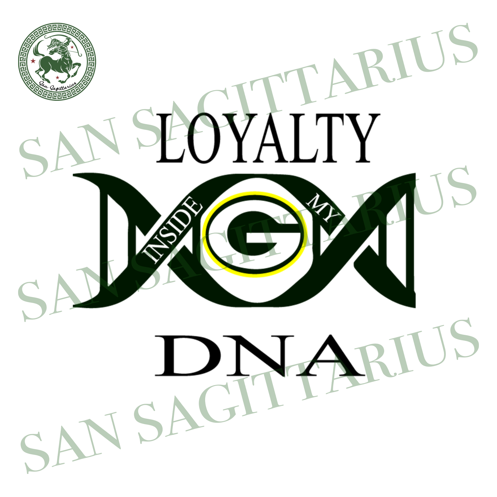 Loyalty Inside My Dna Packers Svg, Packers Logo Design, Packers Svg, Loyalty Inside, Football Quotes Svg, Football Fans Gifts, Packers Lover, Sport Mom, Packers Fans Gift, Football Mom Shirt,