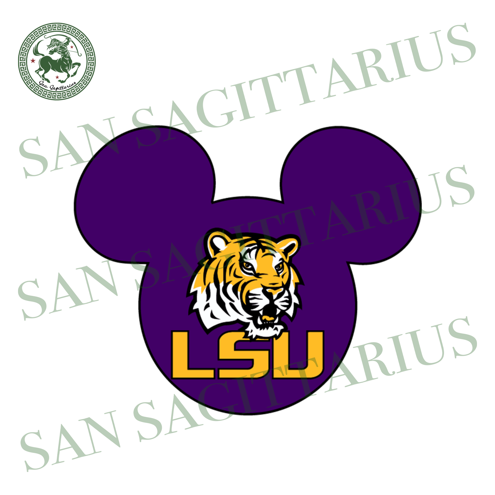 Lsu Tigers Mickey Svg, Sport Svg, Lsu Tigers Svg, Mickey Svg, Lsu Football Svg, Football Mom Shirt, Tigers Fan Gifts Ideas, Lsu Tigers Logo Design, Tigers Fan Shirt, Lsu Tigers Vector, Lsu Ti