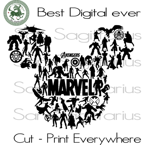 Marvel Mickey, Marvel Svg, Marvel Shirt, Avengers Svg, Iron Man Svg, Spiderman Svg, Deadpool Svg, Thor Svg, Marvel Birthday, Superhero Svg, Captain Marvel Birthday, Captain Marvel Party, Aven