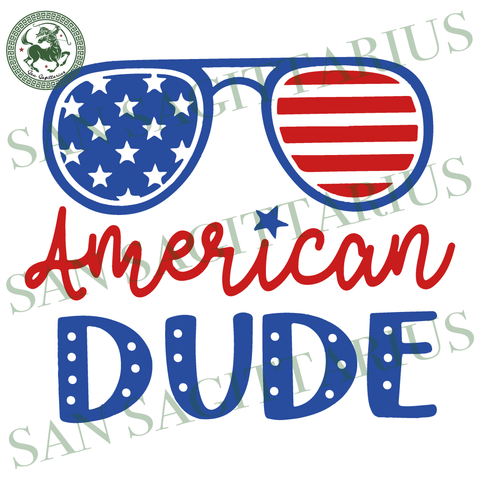 American dude svg, Independence Day Svg, Glasses vector, Glasses svg, Happy birthday America, America Flag vector, Happy Independence Day, 4th July Sublimation files, Svg Files For Cricut, HT