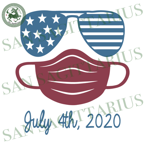 Independence Day Svg, 4th Of July, happy birthday America Svg, America Flag, Glasses vector, mask vector clipart, Happy Independence Day, 4th July Sublimation files, Svg Files For Cricut, HTV