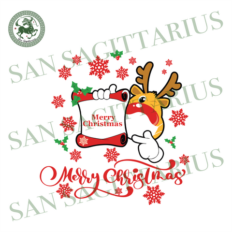 Merry Christmas Reindeer Pandemic, Christmas Svg, Reindeer Svg, Christmas Reindeer Svg, Mask Svg, Coronavirus Svg, Pandemic Svg, Pandemic Gift, Quarantine Svg, Christmas Gifts, Merry Christma