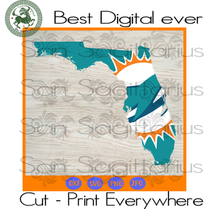 Miami Dolphins NFL Logo map, Miami Dolphins Logo Svg, Miami Dolphins Svg, Miami Dolphins Football, Miami Dolphins Shirt, Football Mom SVG Files For Cricut Silhouette Instant Download | San Sa