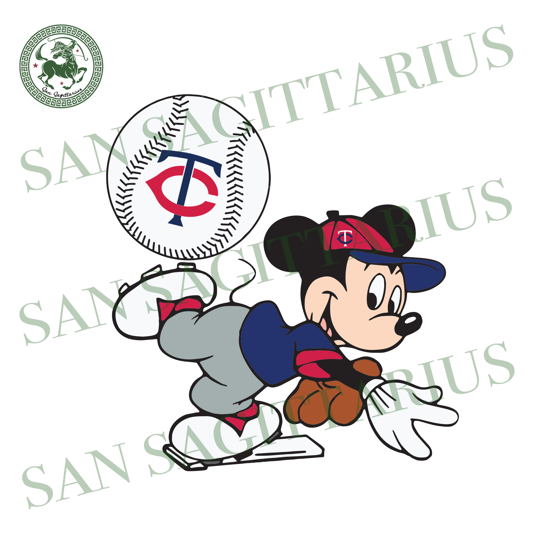 Minnesota Twins And Mickey, Sport Svg, MLB Baseball Svg, MLB Svg, MLB Sport, Minnesota Twins Svg, Minnesota Twins Lover, Minnesota Twins Baseball, Mickey Svg, Mickey Sport, Minnesota Twins Lo