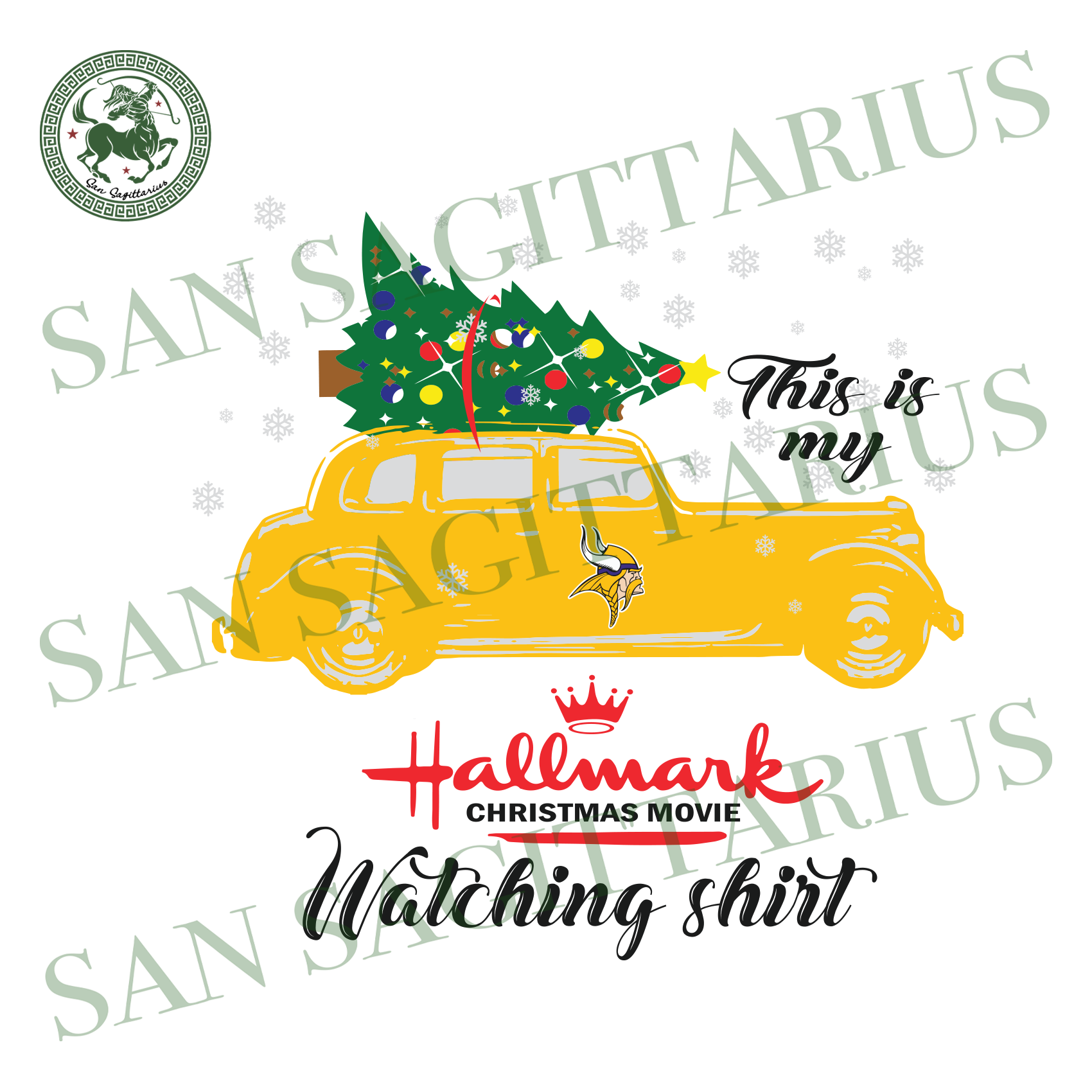 Minnesota VikingsThis Is My Hallmark Christmas Movie Watching Shirt, Sport Svg, Christmas Svg, Minnesota Vikings Svg, NFL Sport Svg, Minnesota Vikings NFL Svg, Minnesota Vikings NFL Gift, Foo