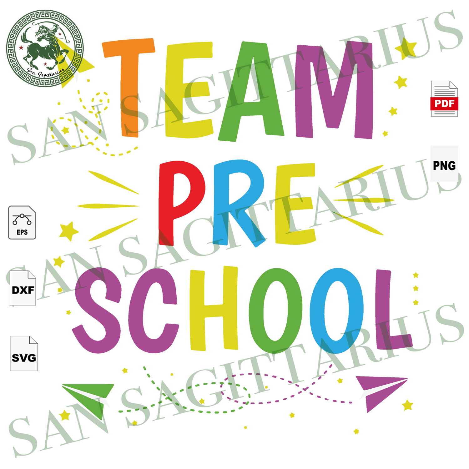 Team PreSchool, Back To School Svg, School Svg, Preschool svg, Preschool gift, First day of school, Student svg, Love School, School Quote, School Boy, School Girl, School Team, Team Svg, Com