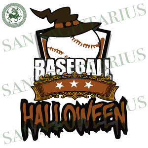 Baseball Halloween, Halloween Svg, Baseball Svg, Baseball Halloween, Scary Halloween, Halloween Gift, Baseball  lover, Baseball  mom svg, Baseball shirt svg, sport mom, sport lover, Witch Svg