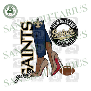 New Orleans Saints Football, Sport Svg, New Orleans Saints Logo Svg, New Orleans Saints Shirt, Nfl Saints Svg, Saints Football Svg File, Nfl Fabric, Nfl Football, Nfl Svg Football, Football M