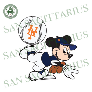 New York Mets And Mickey, Sport Svg, MLB Baseball Svg, MLB Svg, MLB Sport, New York Mets Svg, New York Mets Lover, New York Mets Baseball, Mickey Svg, Mickey Sport, New York Mets Logo, Baseba