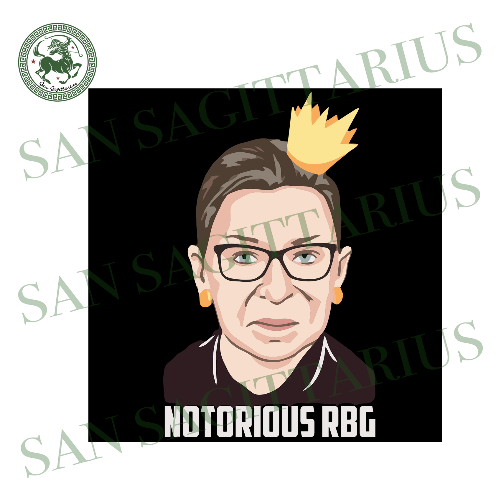 Notorious Rbg Svg,Ruth Bader Ginsburg Svg,Feminist Shirt, Ruth Bader Ginsburg Shirt,Vintage Ruth Bader Ginsburg Svg,Human Rights, Queen Crown Supreme Court,Trending 2020 Svg