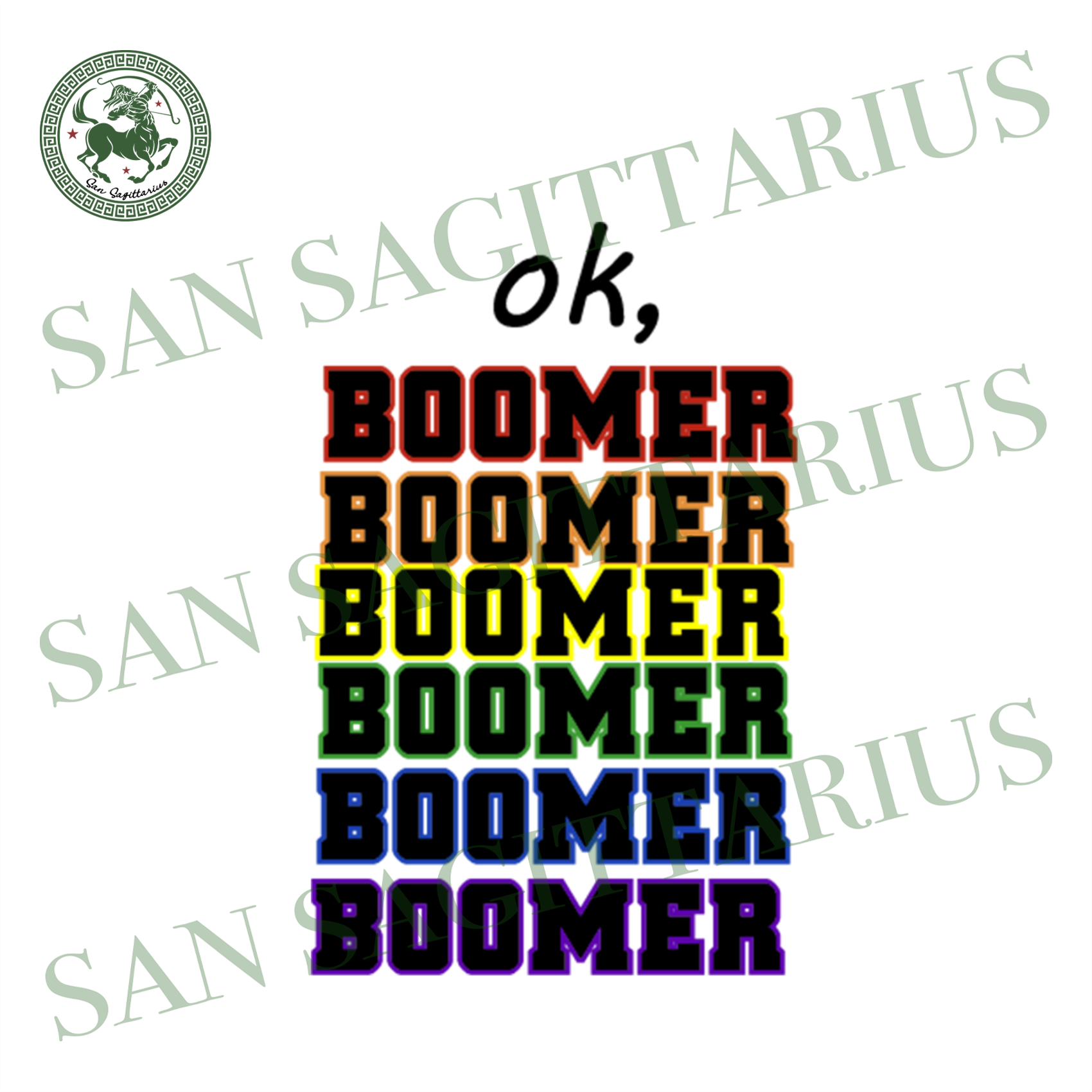 OK Boomer Svg, Trending Svg, Okay Svg, Boomer Svg, Funny Quotes Svg, Shirt Design, Mirror Word, Baby Boomer Svg, Mirror Alphabet, Stacked Font Svg, Ok Boomer Mirror Word, Word Design Svg, Sar