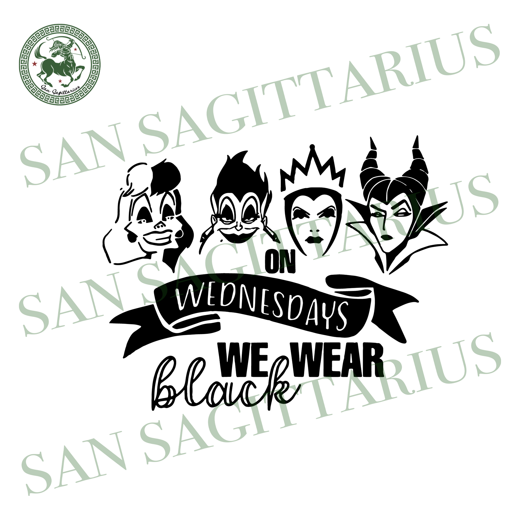 On Wednesdays we Wear Black Svg,Addams Family Shirt ,Wednesday Adams Shirt,Wednesdays we Wear Black Svg, villains svg,Addams Family Svg,Halloween Shirt,Halloween Gift