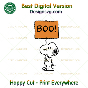 Peanuts Halloween Snoopy Boo 2, Halloween png, Halloween shirt, Halloween Decor, Halloween Party, Halloween Design, Halloween Sublimation, Halloween Silhouette Files