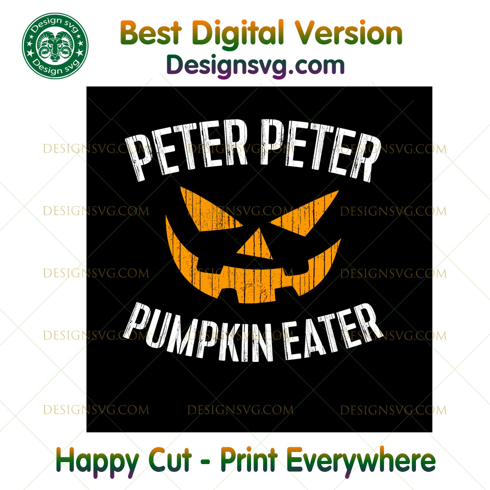 Peter Peter Pumpkin Eater T- Halloween Costume ,Halloween png, Halloween shirt, Halloween Decor, Halloween Party, Halloween Design, Halloween Sublimation, Halloween Silhouette Files
