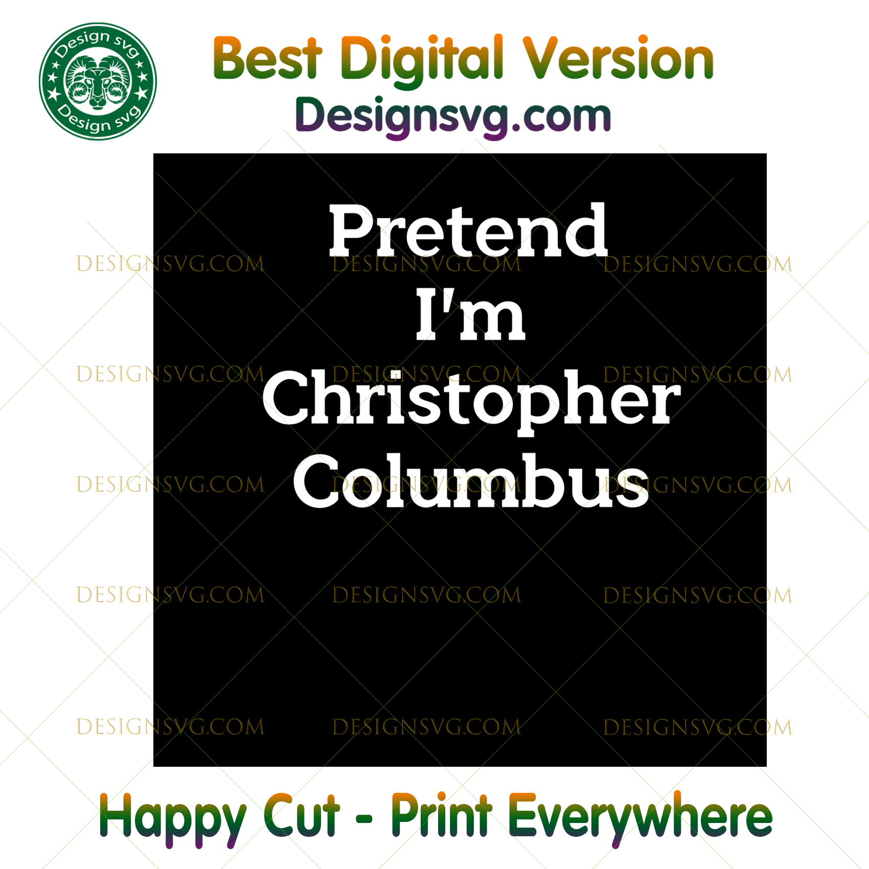 Pretend Christopher Columbus Costume Funny Halloween Party, Halloween png, Halloween shirt, Halloween Decor, Halloween Party, Halloween Design, Halloween Sublimation, Halloween Silhouette Fil