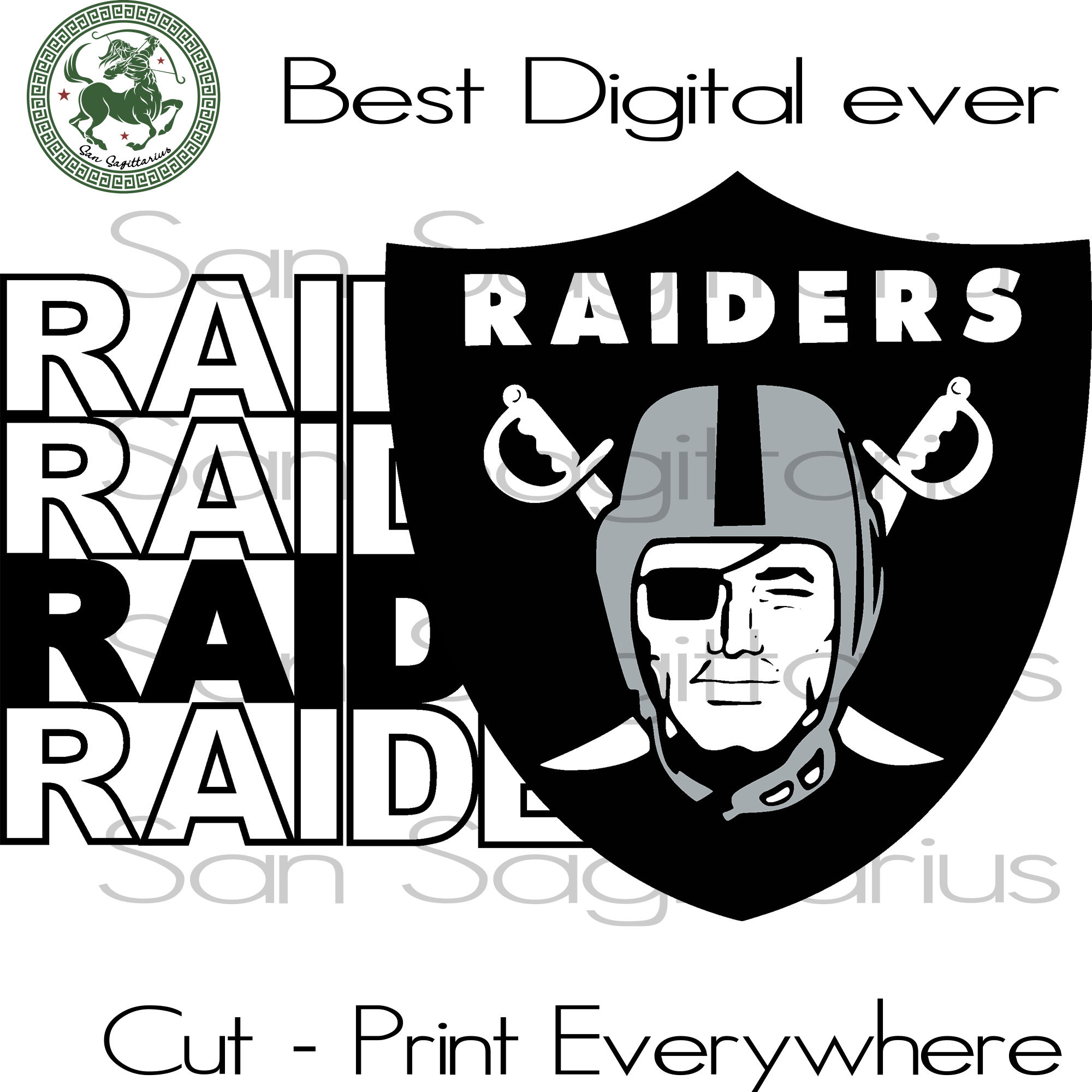 Oakland Raiders Logo Svg Oakland Raiders Football Oakland Raiders Sh San Sagittarius