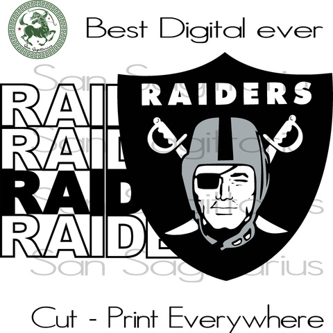 Oakland Raiders Logo Svg, Oakland Raiders Football, Oakland Raiders Shirt, Football Mom, Football Lover Gift, Football Mom Gift, Nfl Svg, Football Svg File, Football Logo, Nfl Fabric, Nfl Foo
