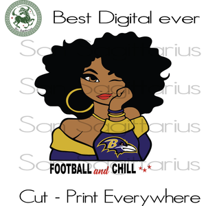 Baltimore Ravens Melanin, Living My Best Life, Black Girl Magic, Melanin Svg, Black Lives Matter, Afro Queen SVG Files For Silhouette Cricut Files Instant Download