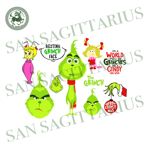 Resting Grinch Face Bundle Svg, Christmas Svg, Grinch Svg, Grinch Face Svg, Grinch Face Bundle Svg, Full Of Grinches Svg, Funny Grinch Svg, Christmas Ball Svg, Funny Grinch Quotes, Christmas
