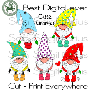 Gnomies Bundle, Gnome Svg, Christmas Svg, Xmas Svg, Christmas Gifts, Christmas Gnomes, Santa Hat Svg, Christmas Santa Svg, Merry Christmas, Holiday Gnomes Svg, Red Hat Svg, Santa Hat Svg, Fun