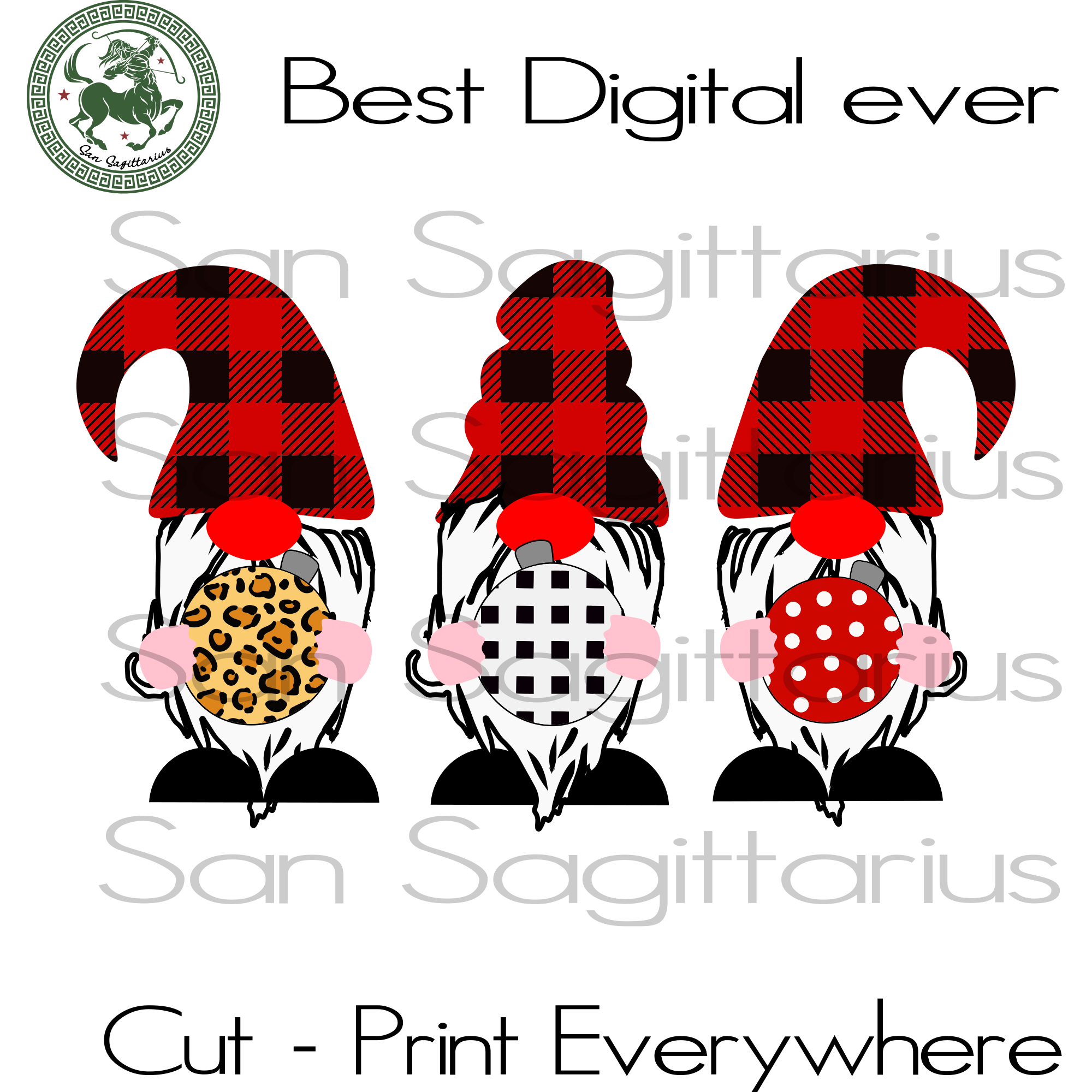 Gnomes With Christmas Ornaments, Gnome Svg, Love Gnome, Ornaments Svg, Gnomie Shirt, Gnome Gift, Christmas Gnome, Merry Christmas, Christmas Svg, Christmas Gift, Christmas Tree, Christmas Tre