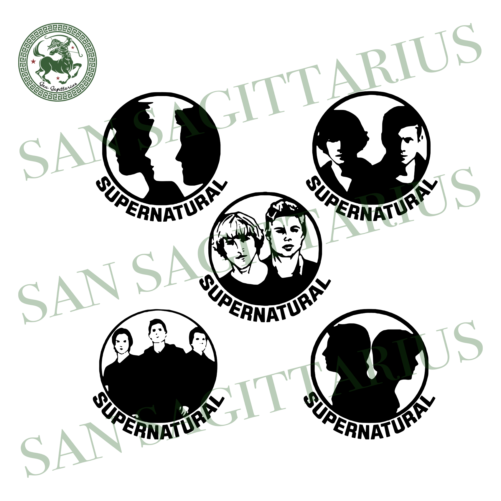 Supernatural bundles svg,svg,tv shows svg,Dean winchester stencil,Supernatural svg,sv bundles,svg cricut, silhouette svg files, cricut svg, silhouette svg, svg designs, vinyl svg