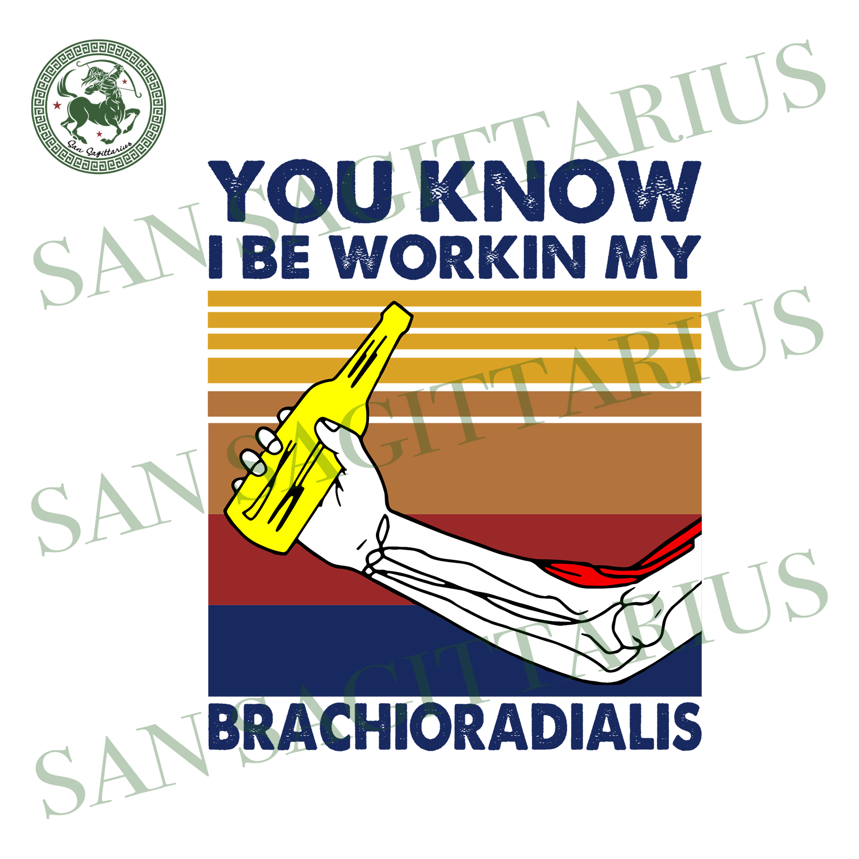 Vintage You Know I Be Workin My Brachioradialis Svg, Beer SVG, Drinking SVG, Brachioradialis SVG,Brachioradialis Shirt,Funny Drinking Svg,Lover Beer Svg