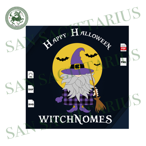 Witchnomes, Halloween Svg, Gnome Svg, Gnome Halloween, Gnome Shirts, Gnome Witch, Halloween Day, Halloween Party, Happy Halloween, Halloween Sign, Halloween Art, Halloween Design