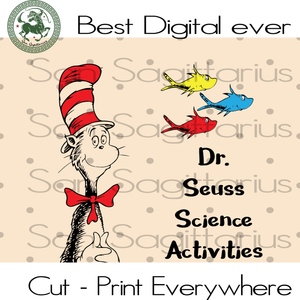 Dr Seuss Science Activity, Dr Seuss Svg Files, Dr Seuss cut files, Clipart, Eps Vectors, Dxf files for cricut, Cutting Machines, Scrapbooks SVG Files For Cricut Silhouette Instant Download | San Sagittarius