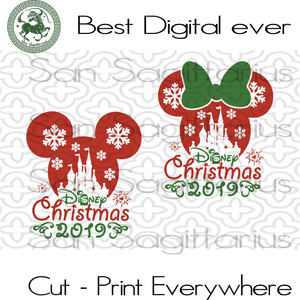 Mickey head christmas svg, cute christmas disney vacation, christmas svg, christmas gifts, snowmen, snowflake, santa hat, reindeer, disney castle, christmas, christmas gifts, merry christmas,