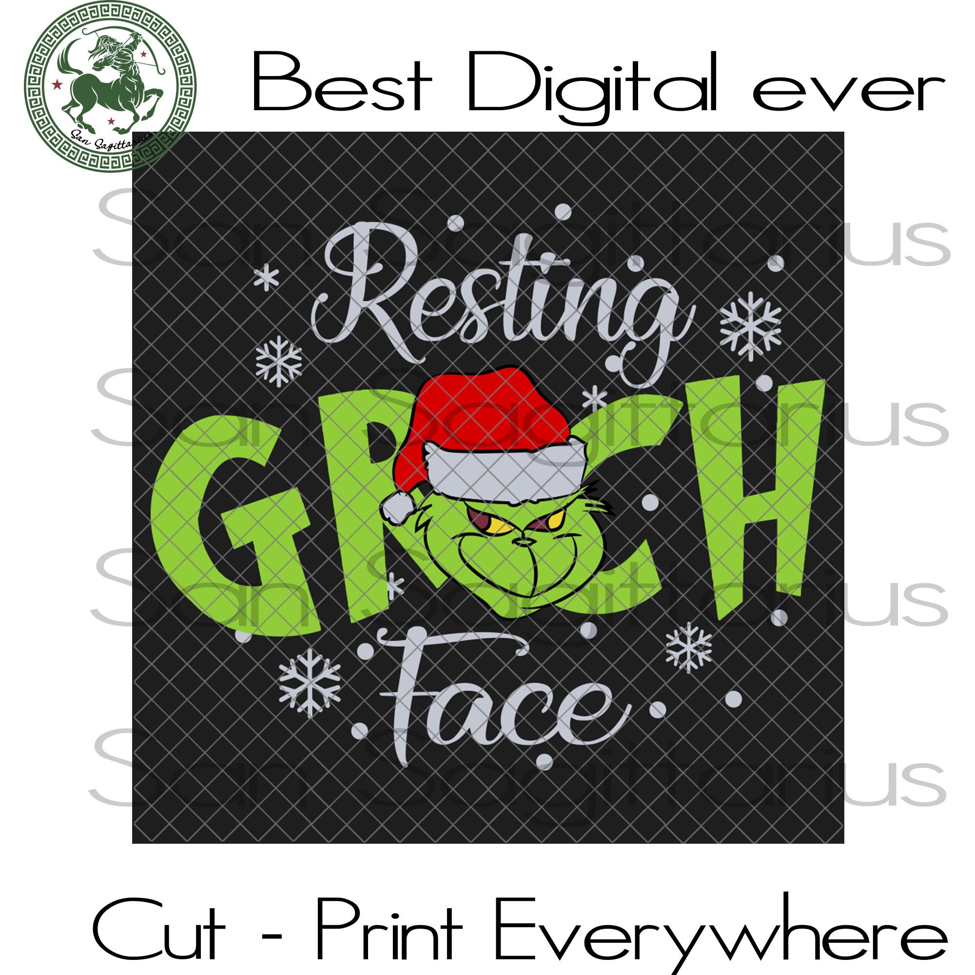 Resting Grinch Face Grinch,The Grinch Lover, hristmas Svg, Disney Christmas, Merry Christmas, Xmas Gift, The Grinch Svg, Grinch Svg, The Grinch, Grinch Cut File, Grinch Christmas, Grinch Love
