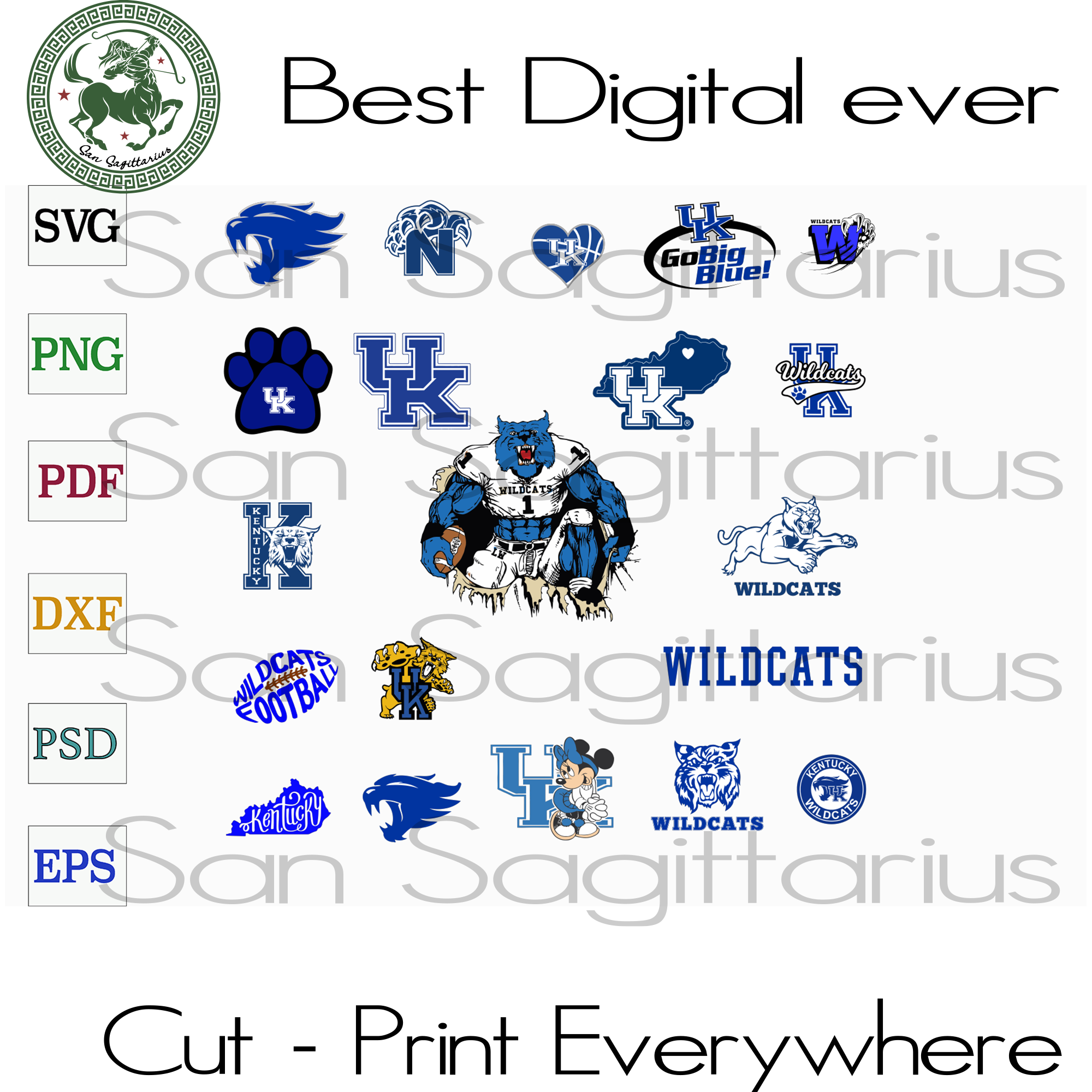 University of Kentucky bundle, Kentucky, Kentucky wildcats, university Kentucky, university, university of Kentucky, Kentucky basketball, Kentucky football, Kentucky anniversary, Kentucky par