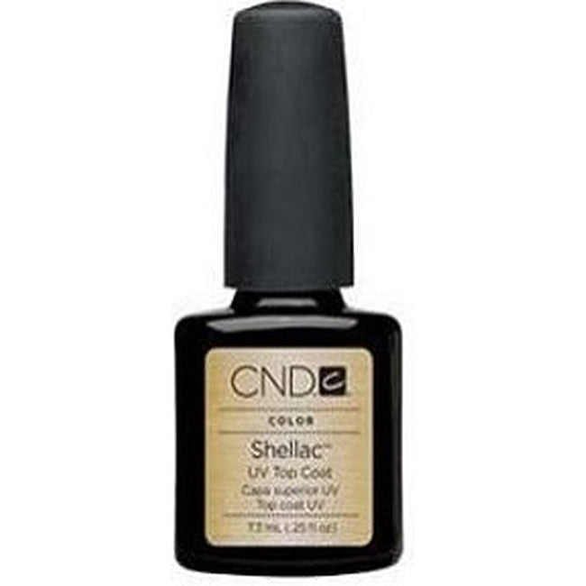 CND Shellac Top Coat 0.25Oz