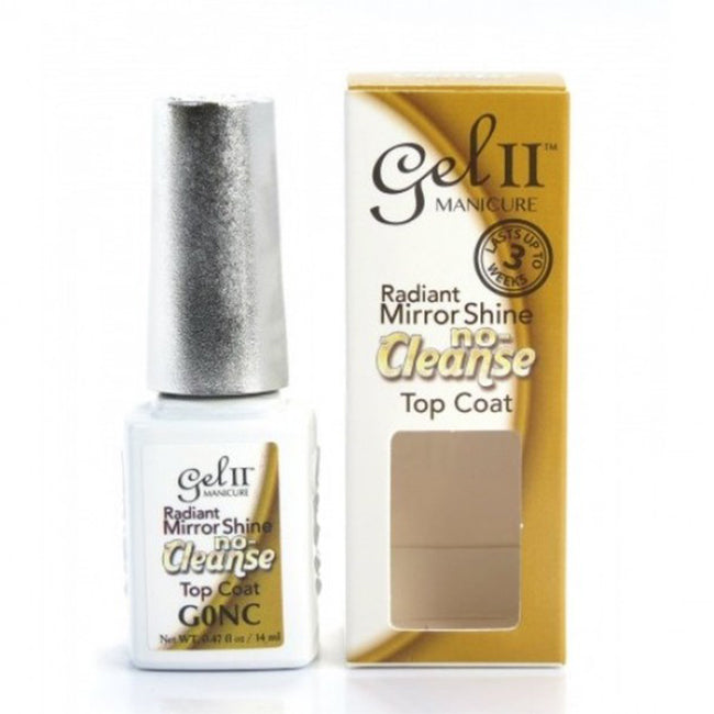 Gel II Non Cleanse Top Coat